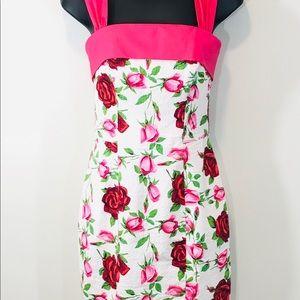 Betsey Johnson Lined Sundress Size 4 #0355